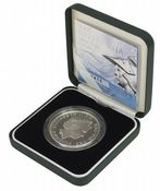 2006 Silver Proof Britannia Single With Certificate